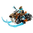 Lego Chima Strainor's Saber Cycle - 70220