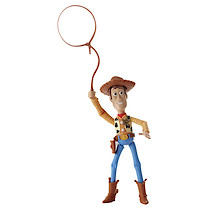 Toy Story Round 'Em Up Sheriff Woody Deluxe Figure