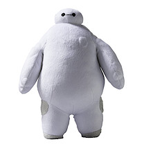 Big Hero 6 25cm Soft Baymax Toy with Sound Effects