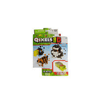 Qixels 3D Cubes Refill Pack - Jungle World