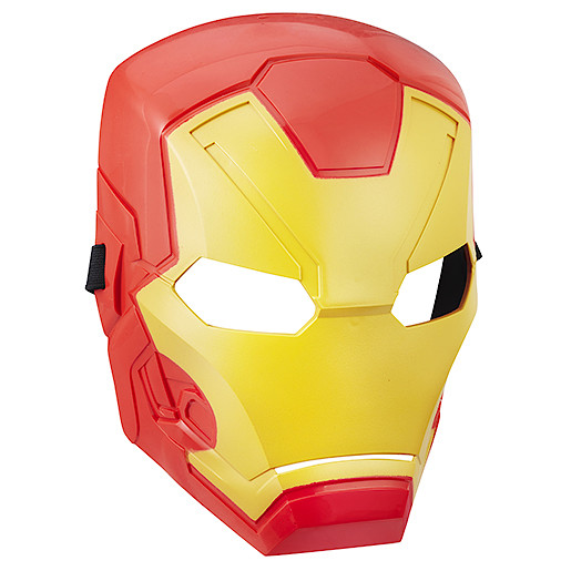 Marvel Avengers Basic Mask - Iron Man