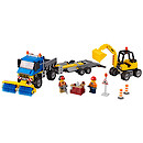 LEGO City Sweeper & Excavator - 60152