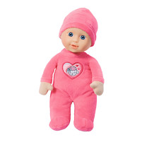 Baby Annabell Newborn 22cm Doll with Pink Hat