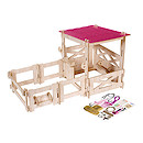 Baby Born Pony Farm Stable Playset