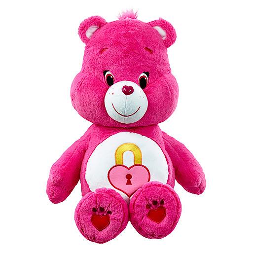 Image of Care Bears 50cm Soft Toy - Secret Bear