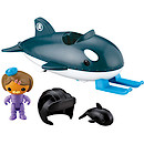 Fisher-Price Octonauts Gup-O & Dashi