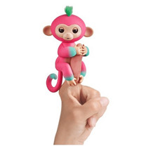 Fingerling Two Tone Monkey - Melon