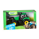 Country Life Tractor - Green
