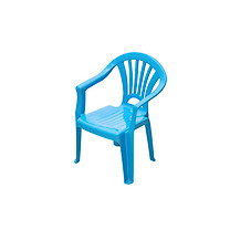 Starplast Garden Chair - Blue