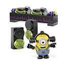 Mega Bloks Despicable Me Minions Dance Party - 33 Pieces