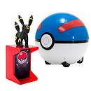 Pokemon XY Super Catch 'n' Return Poke Ball - Umbreon & Great Ball