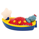 In the Night Garden Igglepiggle's Bedtime Boat Night Light