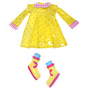 Lalaloopsy Fashion Yellow Raincoat Outfit