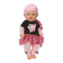 Baby Born Classic City Outfit Dark Set