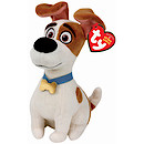 Ty The Secret Life of Pets Beanie Soft Toy - Max