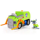 Paw Patrol Sounds Vehicle with Rocky Figure
