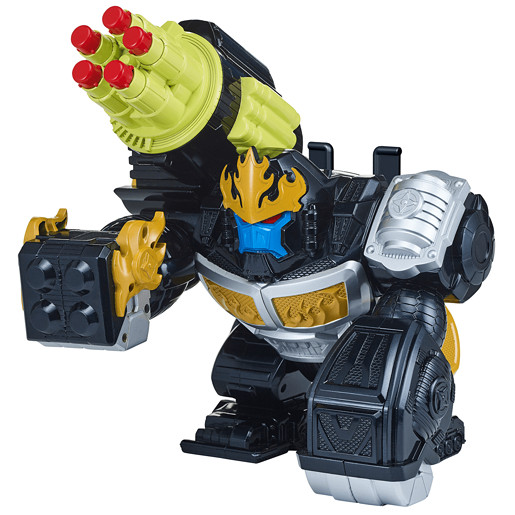 Power Rangers Super Ninja Steel Gorilla Sniper Zord