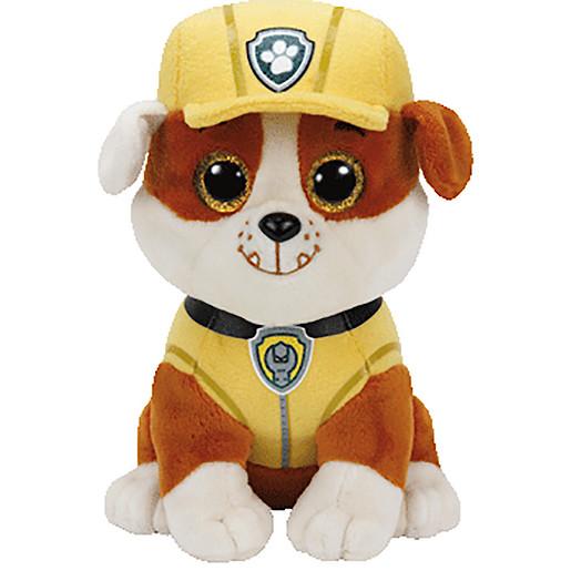Ty Paw Patrol Soft Toy - Rubble