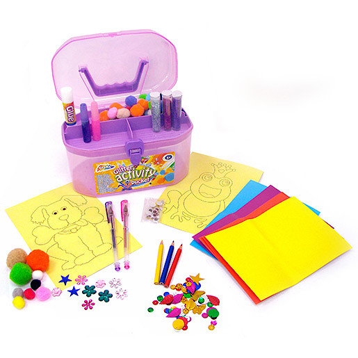 Grafix Glitter Activity Bucket
