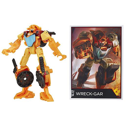 Transformers Generations Combiner WarsWreckGar Figure
