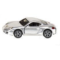 Die-Cast Porsche Cayman Car
