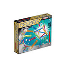 Geomag Colour Glitter Magnetic Construction Set - 30 Pieces