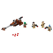 Lego Star Wars The Force Awakens Rebel Alliance Battle Pack  - 75133