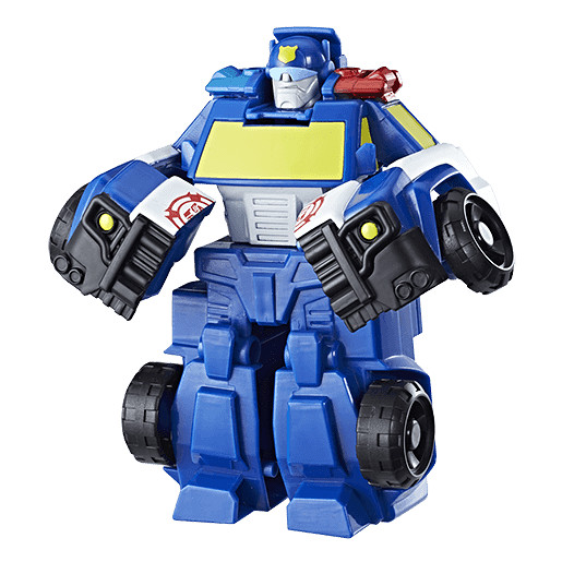 Playskool Transformers Rescue Bots 13cm Figure - Chase The Police - Bot