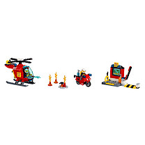 Lego Juniors Fire Suitcase - 10685