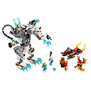 Lego Chima Icebite's Claw Driller - 70223