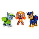 Paw Patrol Action Pack Pup Set - Chase, Rocky and Zuma