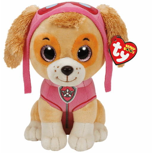Ty Paw Patrol Soft Toy - Skye Buddy