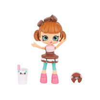Shopkins Happy Places Doll Series 4 -Kiki Creme