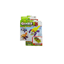 Qixels 3D Cubes Refill Pack - Alien Strikers