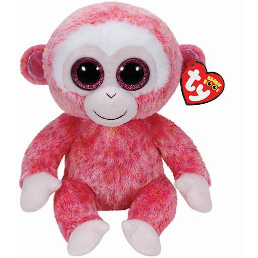 Ty Beanie Boo Buddy - Ruby the Monkey Soft Toy