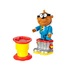 Danger Mouse 7.5cm Launch and Fly Penfold Action Figure