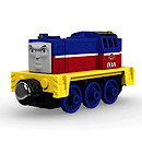 Thomas & Friends Take-n-Play Die-Cast Racing Ivan Engine