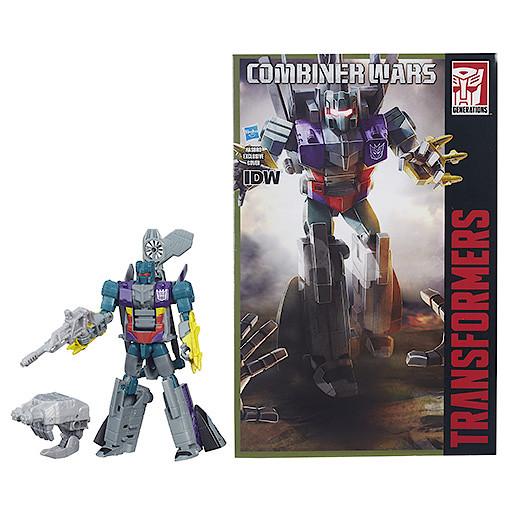 Transformers Generations Combiner Wars  Decepticon Vortex Figure