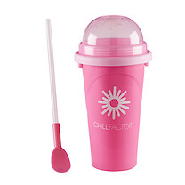 Chill Factor Tutti Fruity Slushy Maker - Pink