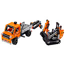 LEGO Technic Roadwork Crew - 42060