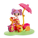 Mini Lalaloopsy Doll Playground - Peanut Big Top Tricycle