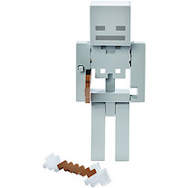 Minecraft 12cm Action Figure - Skeleton with Bow