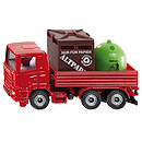 Die-Cast Recycling Truck