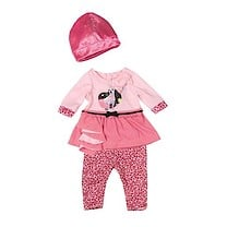 Baby Born Classic City Outfit Pink Set