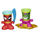 Play-Doh Marvel Can-Heads: Spider-Man and Green Goblin