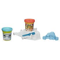 Play-Doh Star Wars Can-Heads 2-Pack - Luke Skywalker and Snow Trooper