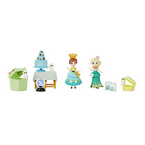 Disney Frozen Little Kingdom Frozen Fever Celebration Story Set