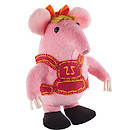 Clangers 18cm Soft Toy - Tiny