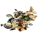 Lego Star Wars Wookiee Gunship -75084