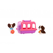 Puppy in my Pocket Dog Carrier Mystery Pack (Styles Vary)